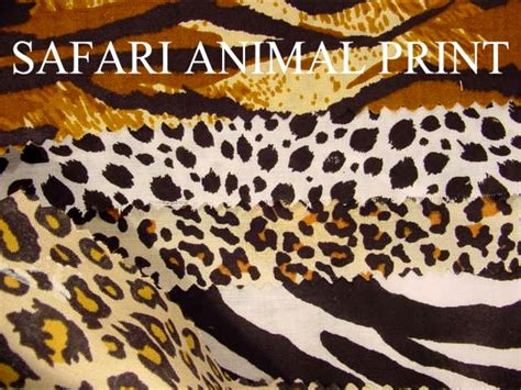 animal print outdoor fabric animal print fabric