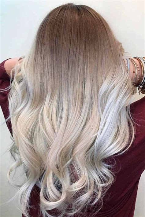 age for icy blonde hair best icy blonde ideas on pinterest ice blonde hair grey