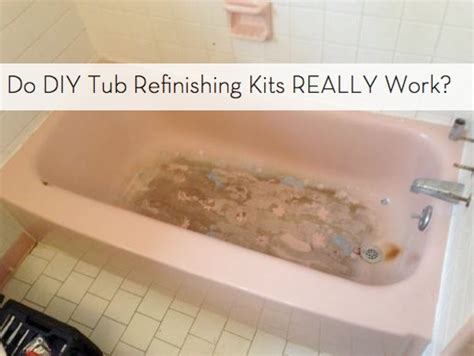 bathtub reglazing diy do diy bathtub refinishing kits really work 187 curbly