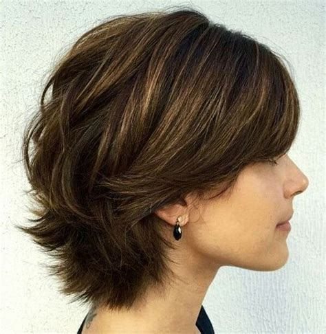 shag haircuts for fine or thin hair shag hairstyles for fine hair