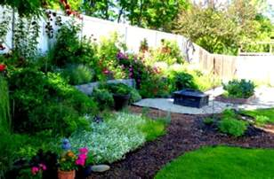 Garden Mulch Ideas Amazing Green Landscaping Ideas Mulch And Rock With Shrubs And Trees Homelk