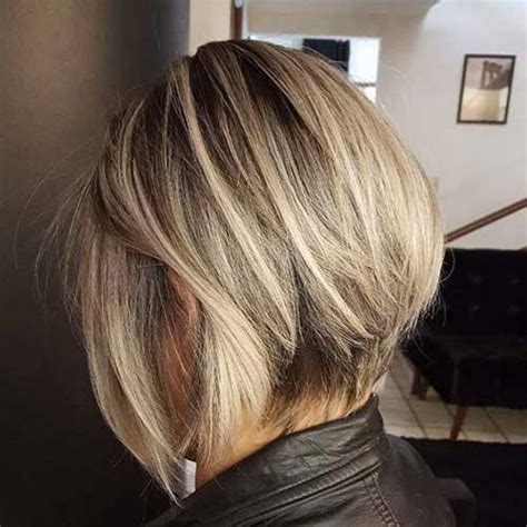 inverted layered bob thin hair frisuren haarstyle 50 best short haircuts you will want