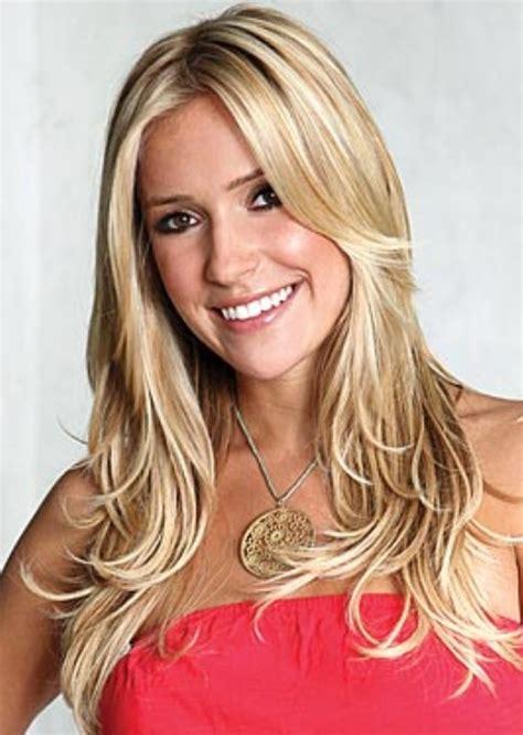 Kristin Cavallari Hairstyles by Kristin Cavallari Hairstyle Curly Ends Pretty Designs
