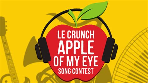 apple of my eye song calling all musicians here s your chance to win 1500 and