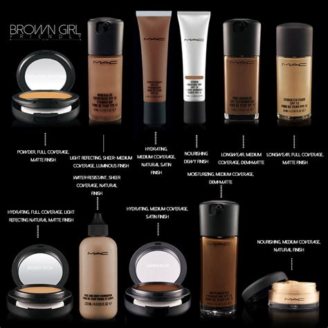the makeup light pro discount mac cosmetics foundation shade guide via bgfcommunity