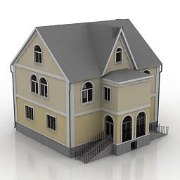 Kitchen Art Cabinets 3d buildings and houses house n020909 3d model gsm