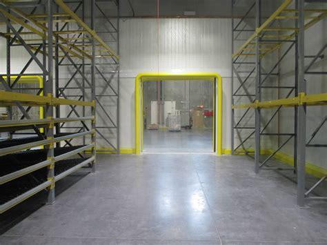 cold food storage frozen food storage