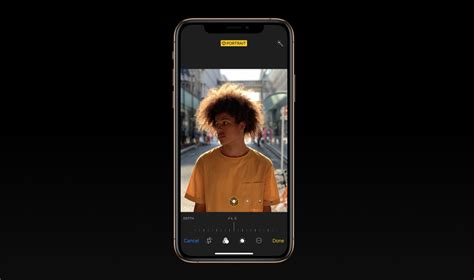 iphone xs xs max xr features live stage light preview for portrait mode redmond pie
