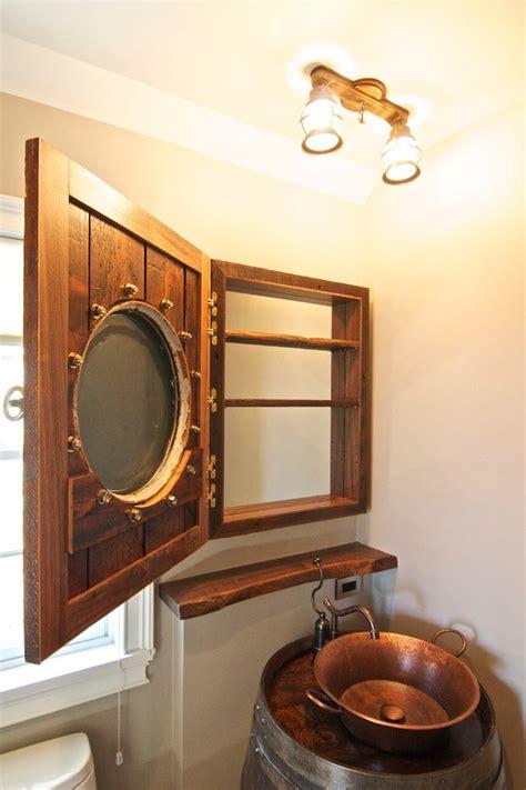 nautical medicine cabinet home design ideas