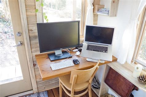 Small Home Computer Workstation Gorgeous Tiny Project House Woos You With Its Ingenious Design