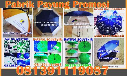 Payung Terbalik Ukuran Besar jual payung souvenir harga payung 081391119087 payung