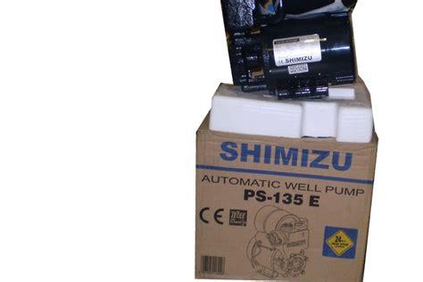 Pompa Shimizu Sp 135 E riza tehnik quot pusatnya pompa air quot pompa shimizu ps 135 e