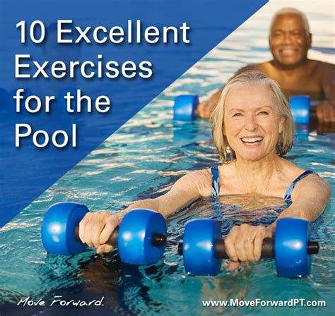 best 25 water aerobic exercises ideas on water workout swimming for