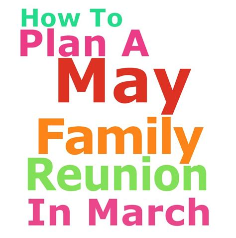 22 best images about family reunion planning ideas on