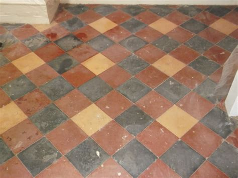 victorian quarry restoration quarry tiled floors
