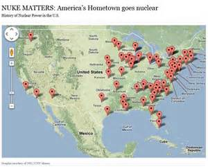 u s map of nuclear power plants cape cod bay