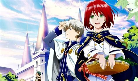 anime review snow white with the red hair heart of manga snow white with the red hair episodes 7 9 review