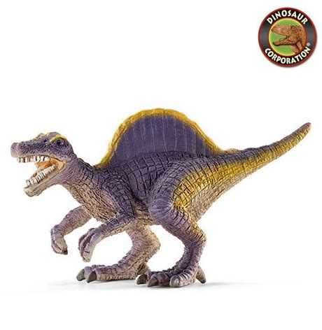 Schleich Spinosaurus schleich mini spinosaurus replica dinosaur collectible model small figure animal