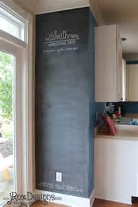 Chalkboard Paint Kitchen Ideas 25 Best Ideas About Accent Walls On Wood
