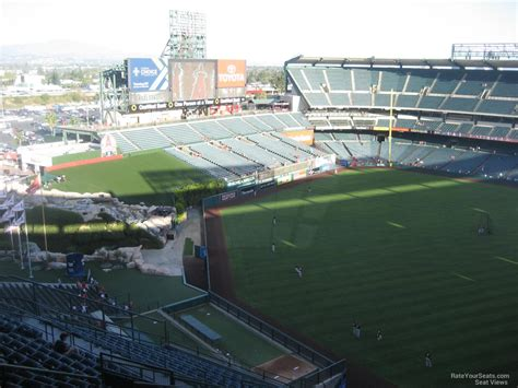 section 503 b angel stadium section 503 rateyourseats com