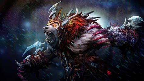 dota  wallpapers dota  wallpaper hd ursa