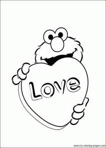 elmo coloring pages 8201 bestofcoloring com