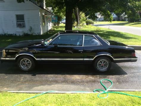 1980 Pontiac Grand Am by Purchase Used 1980 Grand Am Black On Black Show Quality
