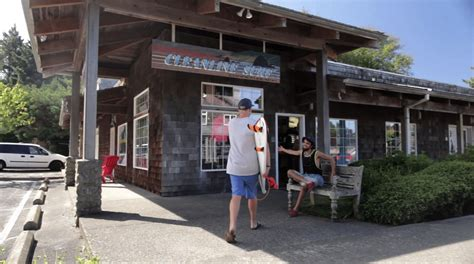 cleanline surf shop tour in seaside oregon morrisey