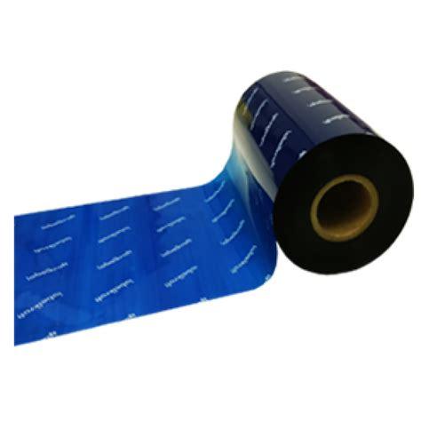 Ribbon Barcode Wax Premium 110 X 75 Meter 1 2 12 7 Mm barcode labelkraft resin barcode ribbon 75mm x 300mtrs