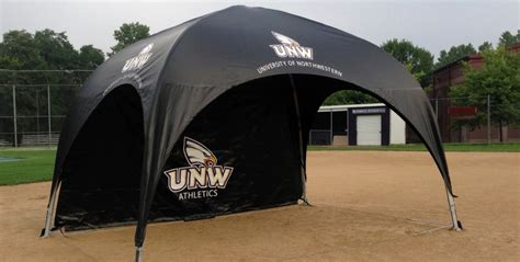Branded Canopy Fabric Structures Buildings Canopies Weatherport