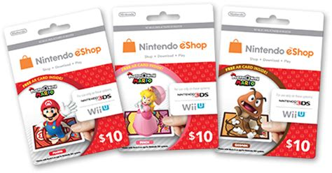 3ds Eshop Gift Card - nintendo eshop cards