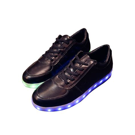 light up shoes near me unisex light me up shoes black led lights rechargeable