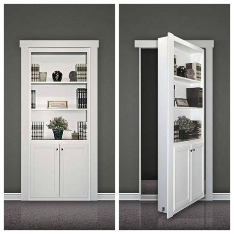 hidden bookcase door best 25 hidden doors ideas on pinterest how to man cave