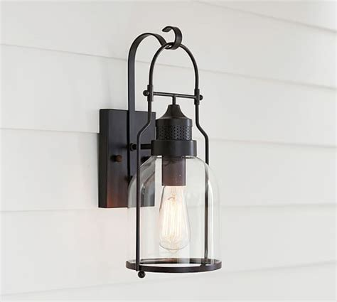 outdoor sconce light fixtures 17 best ideas about outdoor sconces on