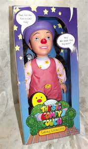 The Big Comfy Toys by Talking Loonette The Big Comfy Plush Doll Mib