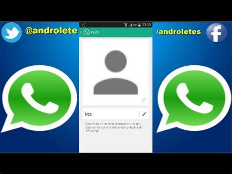 imagenes para perfil de whatsapp grandes como poner foto de perfil sin recortar en whatsapp