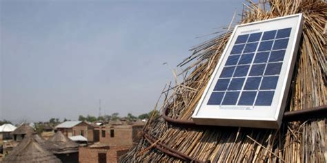 Four things to know about Africa's pay as you go solar