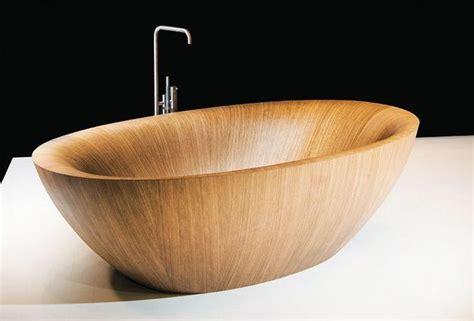 solid wood bathtub wooden bathtubs for modern interior design and luxury bathrooms