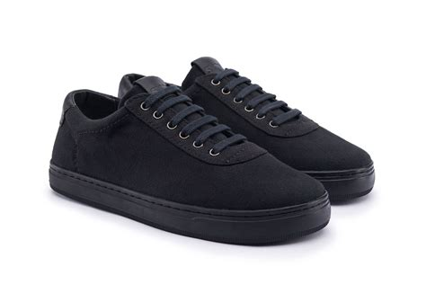 basic sneakers syou co 13 all black basic