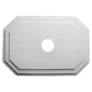 m 233 daillon 224 plafond hexagonal en polyur 233 thane rona