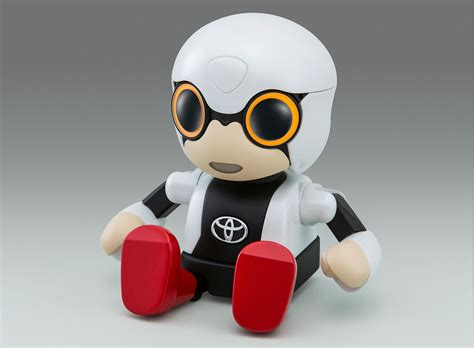 Toyota Robot Toyota Announces 1bn Artificial Intelligence And Robotics