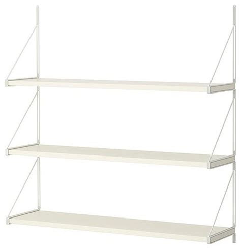 ikea display shelves ekby j 228 rpen ekby g 228 ll 246 wall shelf white modern display and wall shelves by ikea