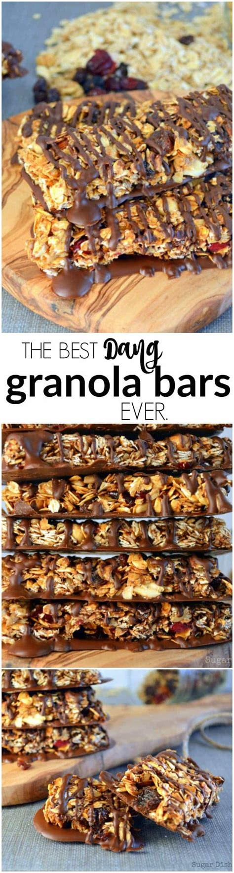 best granola bars 23 decadent breakfast bar recipes to keep you