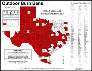 are you in one of the 188 counties a burn ban