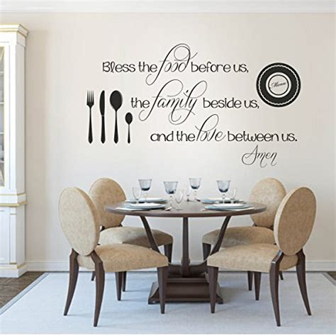 wall decals for dining room