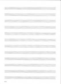 Best Sheets Online by 6 Best Images Of Printable Blank Note Sheets Music Note