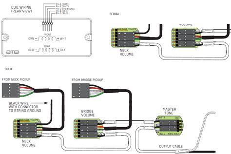 split coil emg wiring diagram free