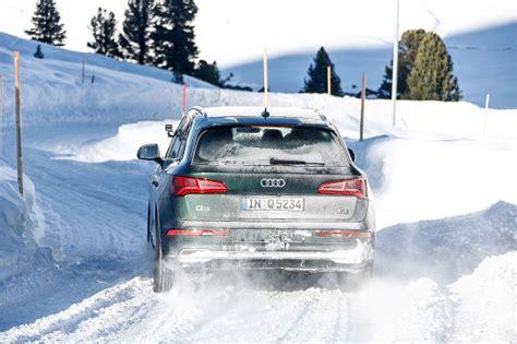 Auto Bild Allrad Wintertest by Allrad Neue Suvs Im Wintertest Autobild De