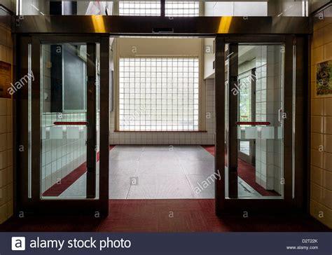Glass Door Usa Ski Door A Gently Bowed Bridge Leads The Way To The Front Door
