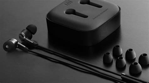 Headset Xiaomi Mi4i xiaomi introduces new audio products mi piston bass sound and a foldable size headset